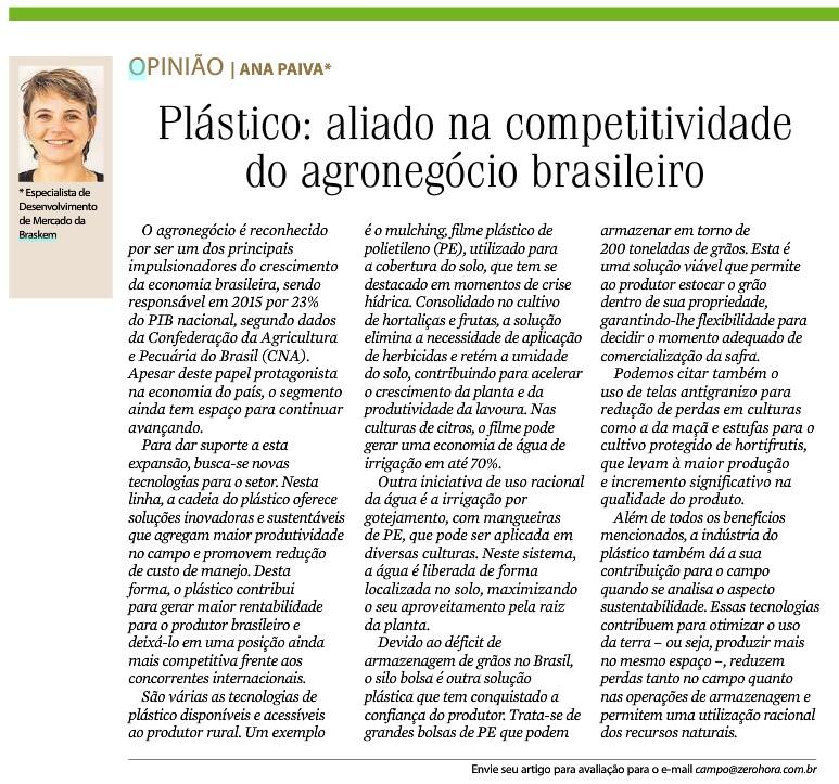 Artigo Ana Paiva