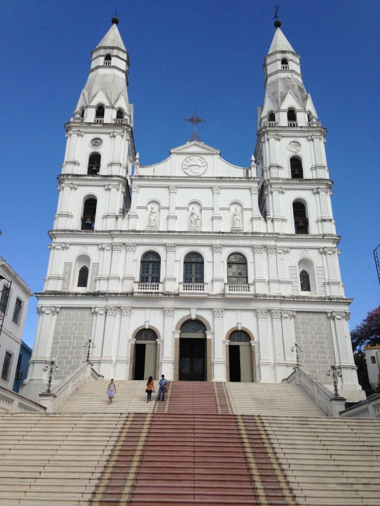 Igreja das Dores - DIVULGAÇÃO